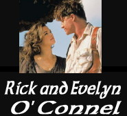 Rick and Evelyn O'Connel